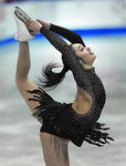 Kaetlyn Osmond and the Dark Side of a Swan.