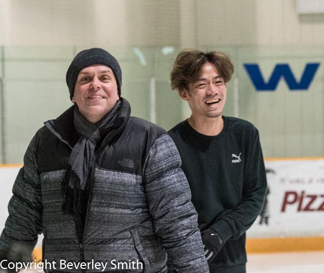 Wilson and Takahashi